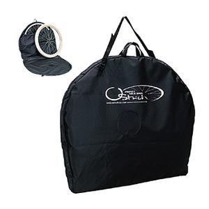 オーストリッチ(OSTRICH) 車輪カバー 2本組 ブラック