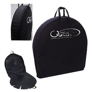 【送料無料】オーストリッチ(OSTRICH) OS-10 ディスクホイールバッグ ブラック