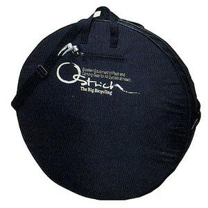 【送料無料】オーストリッチ(OSTRICH) OS-20 ディスクホイールバッグ ブラック