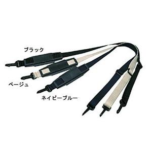 オーストリッチ(OSTRICH) フロントバッグ用 ショルダーベルト ブラック