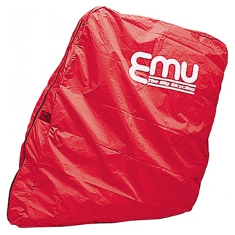 オーストリッチ(OSTRICH) Os EMU輪行袋 E-10 レッド