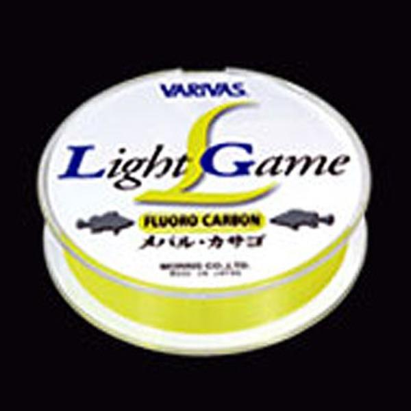 モーリス(MORRIS) バリバス ライトゲーム メバル・カサゴ フロロカーボン 80m ライトゲーム用フロロライン