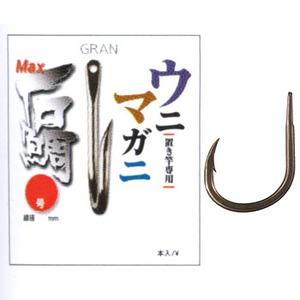 モーリス(MORRIS)グラン MAX石鯛 ウニ・マガニ 置き竿専用鈎
