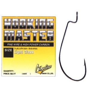 モーリス(MORRIS) グラン ノガレス フッキングマスター ライトクラス #1/0 NSブラック