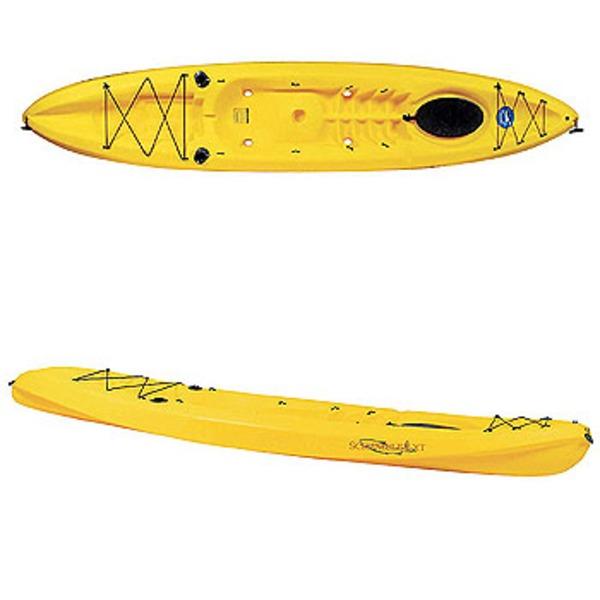 マリブ オーシャンカヤック スクランブラーXTアングラー MC-23 シットオントップカヌー