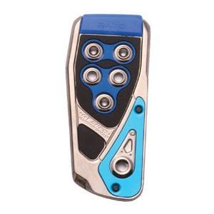 RAZO GT SPEC ペダル フットレスト ブルー RP106BL
