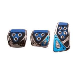 【送料無料】RAZO(レッツォ) GT SPEC ペダルセット MT-S ブルー RP104BL