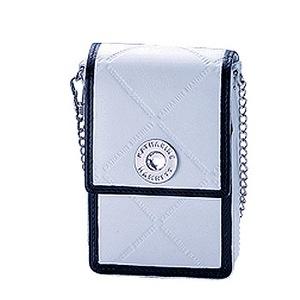 ウィンドミル(WIND MILL) キャサリンハムネット KHシガレットケース クリスタル/ホワイト KH55-5002