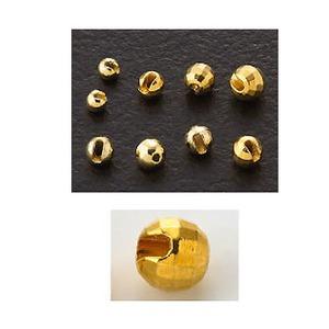 ティムコ(TIEMCO) TMC タングステンビーズプラス ミラー Micro ゴールド 66609102001