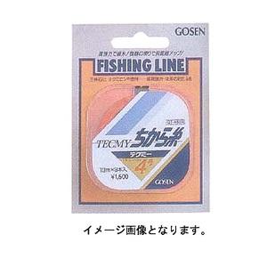 ゴーセン(GOSEN) テクミーちから糸 GT-460R 投げ用ちから糸
