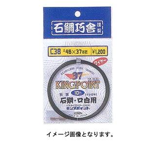 ゴーセン(GOSEN) 石鯛ハリス(37本撚コーテッド) IWN-20 イシダイ&クエ用品