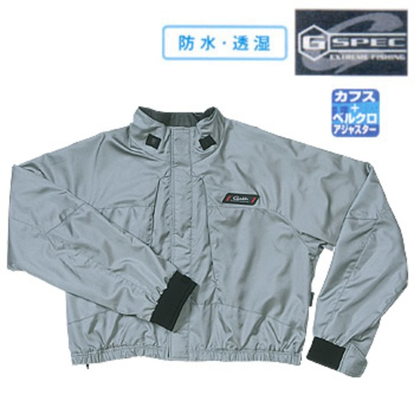がまかつ(Gamakatsu) GM-5001 ショートレインギア GM-5001 フィッシングレインジャケット