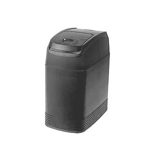 カーメイト(CAR MATE) INDEED スリムゴミ箱おもり付き 黒木目 DE321