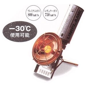 コンパクトパワーヒーター・UH−C