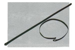 キャプテンスタッグ(CAPTAIN STAG) バックルツキナイロンバンド100cm M-7134