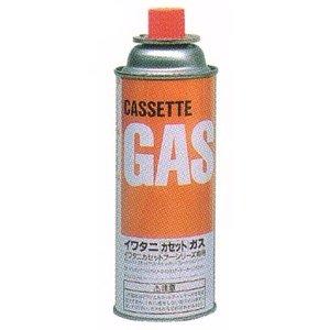 イワタニ産業(Iwatani) カセットガスCB-250 CB-250S-OR カセットボンベ