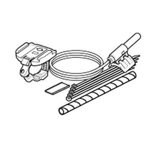 キャットアイ(CAT EYE) 169-9350 ヘビーデューティワイヤブラケットセンサーキット(CC-ED300 標準セット) 169-9350
