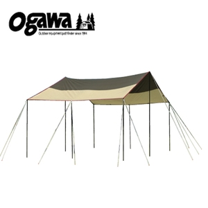 ogawa(小川キャンパル) フィールドタープレクタL-DX 3335 レクタ型(ポール:4本以上)