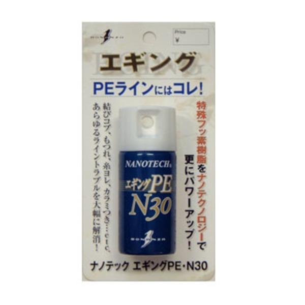 ボナンザ ナノテックエギングPE・N30 BN07511 メンテナンス用品