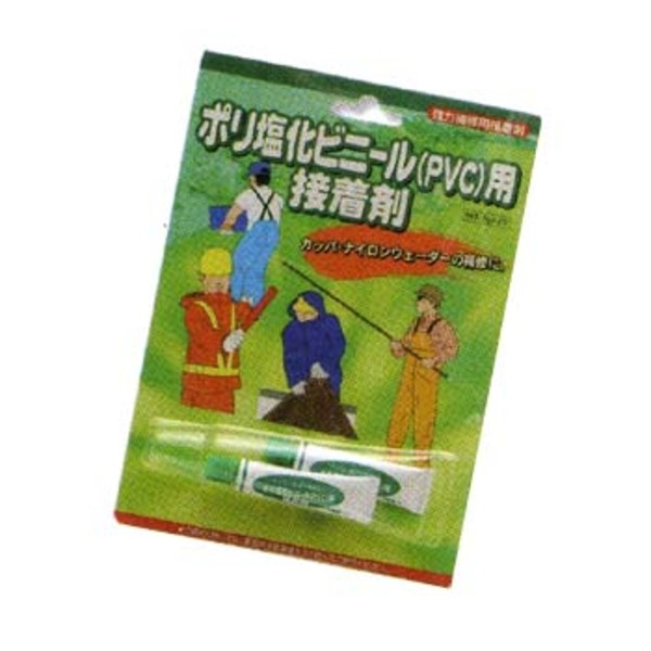 阪神素地 S-56 ポリ塩化ビニール(PVC)用接着剤 005605 ウェーダー補修・パーツ