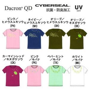 LATERRA(ラテラ) LSW57117 ダクロンQDTシャツ(レディース) LSW57117 レディース半袖Tシャツ