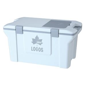 【送料無料】ロゴス(LOGOS) アクションクーラー50L ホワイト 81448031