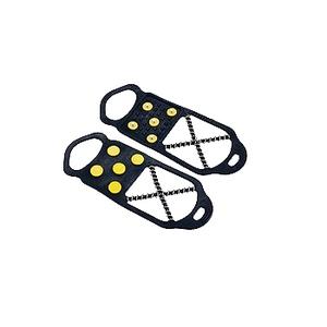 キャプテンスタッグ(CAPTAIN STAG) 滑らんぞー 簡易スパイク 凍結/雪道/滑り防止対策 22-25cm M-6150 簡易スパイク、滑り止めバンド
