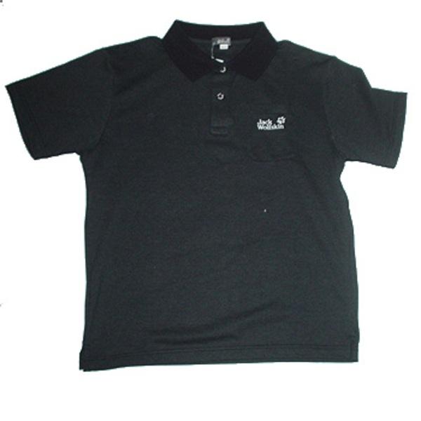 Jack Wolfskin(ジャックウルフスキン) マイクロセレクトカノコポロ M's 3002921 メンズ半袖Tシャツ