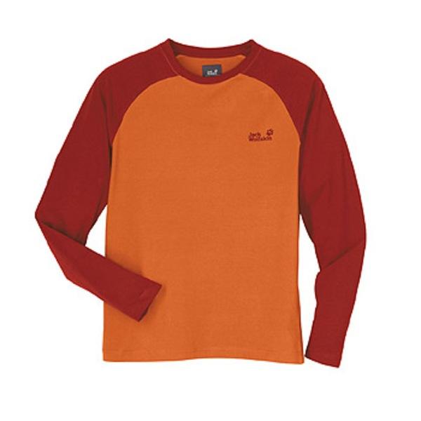 Jack Wolfskin(ジャックウルフスキン) ラグランロングスリーブ M's 2016163 メンズ長袖Tシャツ