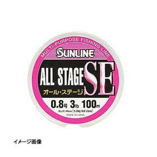 サンライン(SUNLINE) オールステージ SE 60024262 道糸150m以下