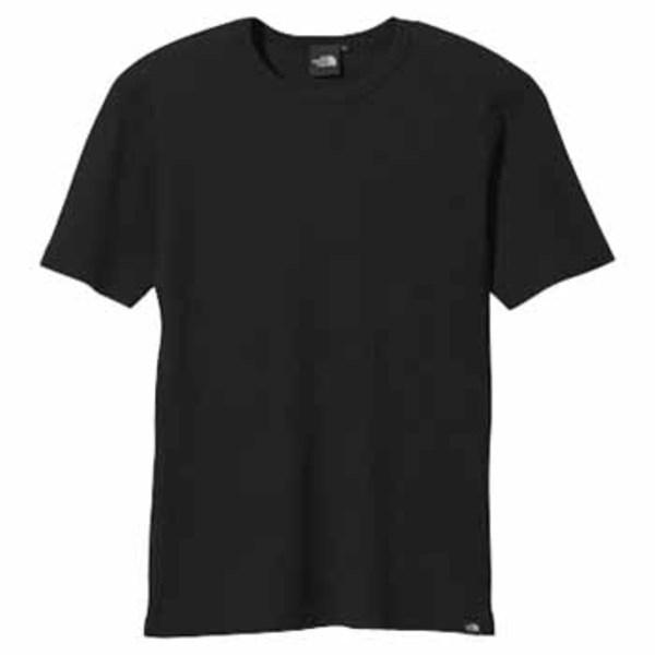 THE NORTH FACE(ザ・ノースフェイス) S/S Dacron QD Cotton Waffle Crew NT30732 メンズ半袖Tシャツ