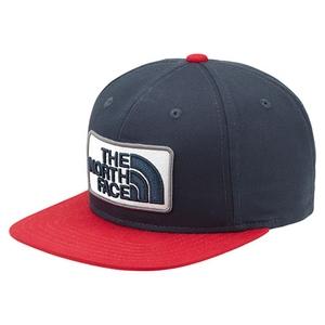 THE NORTH FACE(ザ・ノースフェイス) KIDS' TRUCKIDS'ER CAP(キッズ トラッカー キャップ) KM CM(コズミックブルー) NNJ41705