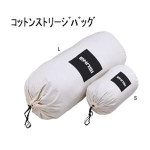 イスカ(ISUKA) コットンストリージバッグ 365500