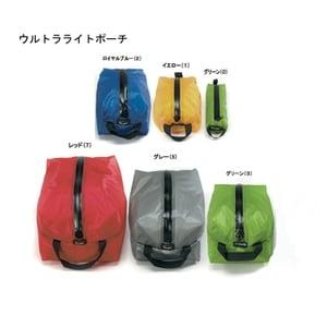 イスカ(ISUKA) ウルトラライトポーチ 1 363002 スタッフバッグ&ストリージバッグ