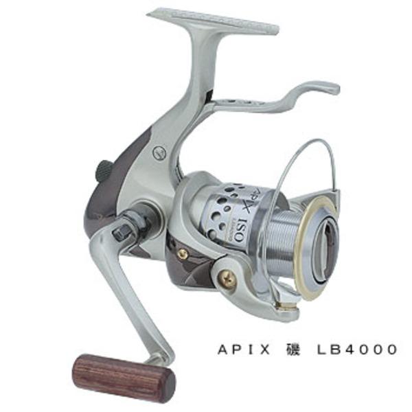 アルファタックル(alpha tackle) APIX 磯 LB4000 60218 レバードラグリール