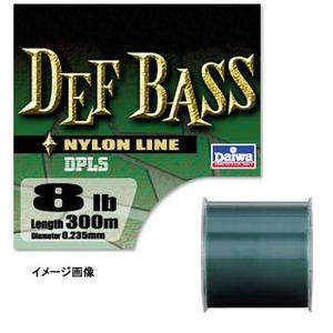 ダイワ(Daiwa) DEF BASS NYLON(デフバス ナイロン) DPLS 20lb.-300m ミストグリーン 4625259