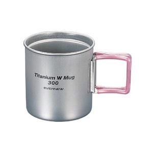 EVERNEW(エバニュー) チタン Wマグカップ 300FH