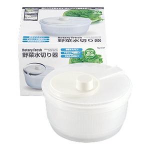 パール金属Rotary Fresh 野菜水切り器