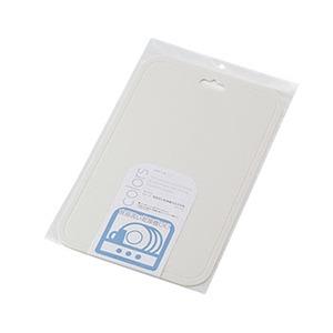 パール金属 カラーズ 食器洗い乾燥機対応まな板 中 ホワイト C-344