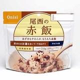 尾西食品 赤飯 100g 301-SE ご飯加工品・お粥