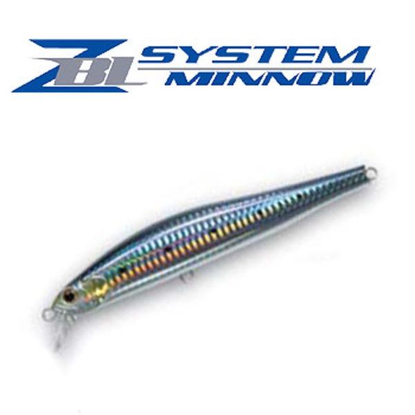 ジップベイツ ZBL(ザブラ) システムミノー 15HD-S ミノー(リップ付き)