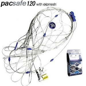 【送料無料】pacsafe(パックセーフ) パックセーフ120 12970004000120