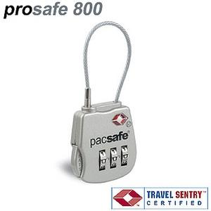 pacsafe(パックセーフ) プロセーフ800 シルバー 12970026015000
