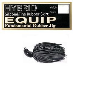 プロズファクトリー EQUIP HYBRID(エキップ ハイブリッド) 3/8oz FS101ブラック