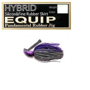 プロズファクトリー EQUIP HYBRID(エキップ ハイブリッド) 3/8oz FS111エレクトリックパープル