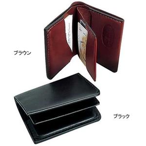 【送料無料】遊牧舎工房 レザー財布 ブラック 00320012001000