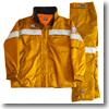安全防水防寒LLLスーツ・デビコ M 56(オレンジ)