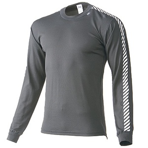 HELLY HANSEN(ヘリーハンセン) HY97800 STRIPE CREW(ストライプ クルー) Men's HY97800 メンズ速乾性長袖Tシャツ