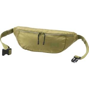 HELLY HANSEN(ヘリーハンセン) HOY91806 Grong Small Hip Bag(グロング スモール ヒップ バッグ) 3L GK(グリーンカーキ)