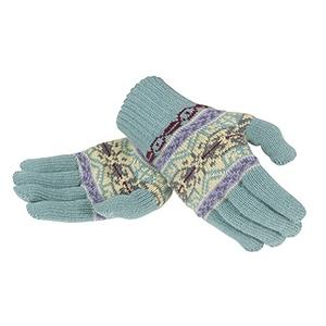 THE NORTH FACE(ザ・ノースフェイス) Trekking Knit Glove NN86719 アウターグローブ(アウトドア)